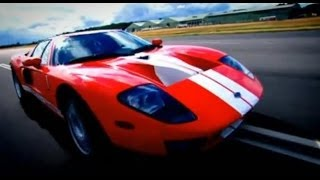 Ford GT40 Challenge Part 1 - Top Gear - BBC