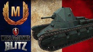 WOT BLITZ AMX 38 МАСТЕР ФРАНЦУЗСКИЕ МУЧЕНИЯ