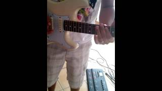 Gear 2016 Roberto Varela - mAp vídeo tutorial podhd500x fender squier stratocaster