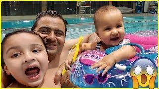 Swimming Lessons for Kids | Family Swimming FunTime in the Pool | Jai Bista Show
