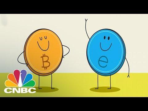 Ethereum Vs. Bitcoin: What Sets Them Apart? | CNBC