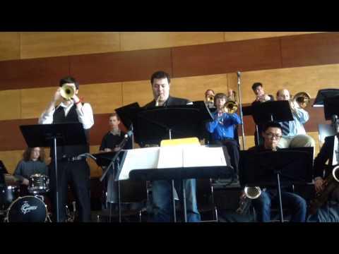 """Exit Music"" - Shoreline Community College Jazz Band"