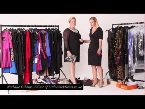 How to dress an apple shape with Littleblackdress.co.uk
