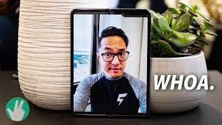 Samsung Galaxy Fold: My first time with Samsung's second try