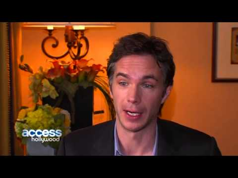 James D'Arcy Let's Be Cops Is 'Fall Over Funny'