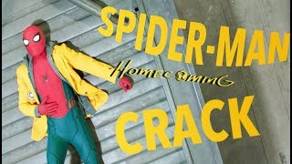 Crack!vid - Spider-Man Homecoming