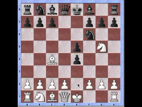 Bastiaan versus hotbabe chess: Tenisson gambit (annotated)