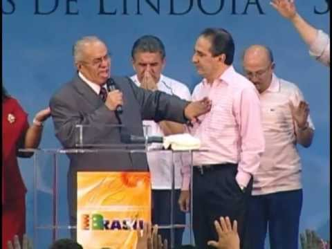 Testemunho e Profecia para o Pr Silas Malafaia - Pr Geziel Gomes