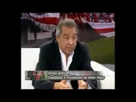 Entrevista Carlos Avila - Esto es River