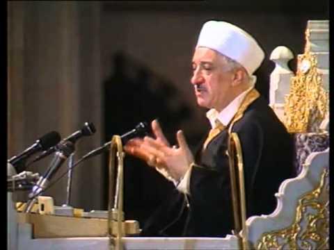 İMAN HAKİKATİ Kocatepe Camii (Pazar Vaazı) / ANKARA 11 Mart 1990 Fethullah Gülen