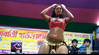 Durga pujar hot Dance in west Bengal 2017