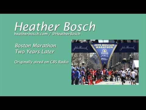Boston Marathon two years later