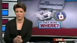 """Rachel Maddow: """"We're Still Paying The Salaries Of The Bush Holdovers Who Advocated Torture"""""""