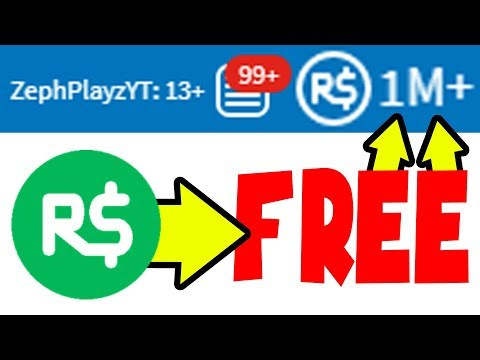 HOW TO GET FREE ROBUX IN ROBLOX! (Easy)