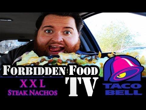 Combos de Taco Bell Taco Bell Xxl Steak Nachos