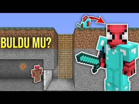 ZENGİN VS FAKİR ÖRÜMCEK ADAM #51 - Zengin Fakir'i Buldu mu? (Minecraft)