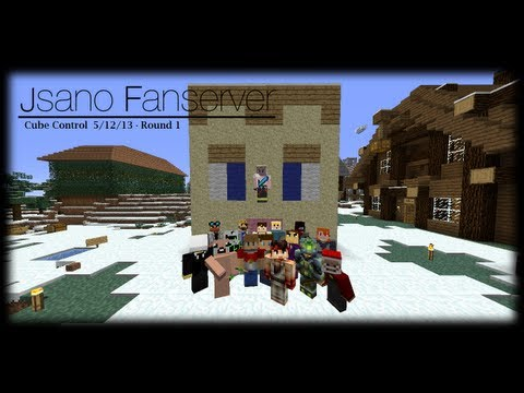 Minecraft - JSano Fans - Cube Control - Round 1