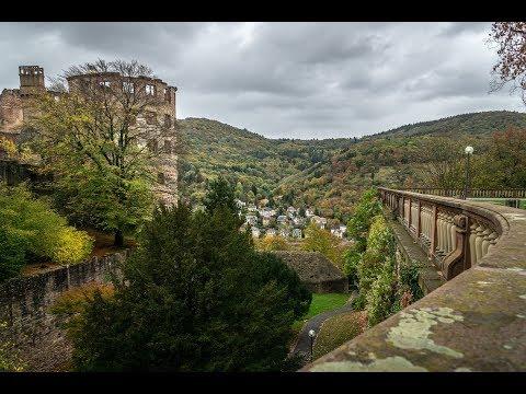 Städtetrips nach Wetzlar, Heidelberg und Weinheim