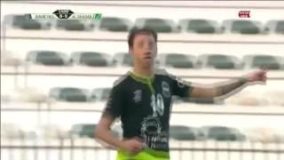 أهداف مباراة الشباب وبني ياس: 14102016