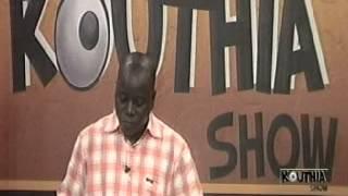 El Hadji Diouf Parle Du Match Cote D'ivoire-Senegal
