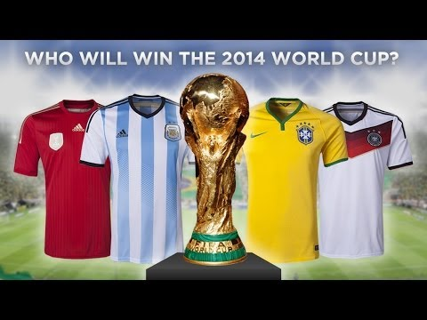 2014 WORLD CUP PREVIEW: Brazil, Argentina, Germany or Spain - who will win the World Cup?