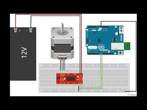 Motores paso a paso: 28BYJ-48 Tutoriales Arduino