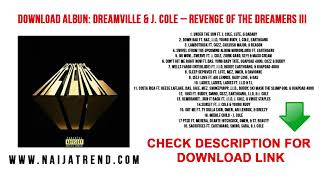 Dreamville & J. Cole – Revenge of the Dreamers III Album Download (Zip File)