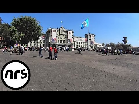 vlog93 - Walking around downtown - Guatemala city, Guatemala