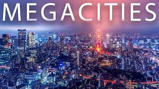 MEGACITIES of the World  (Season 1 - Complete)
