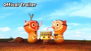 LARVA ISLAND: Season 2 | Official Trailer | Cartoons For Children | LARVA Official