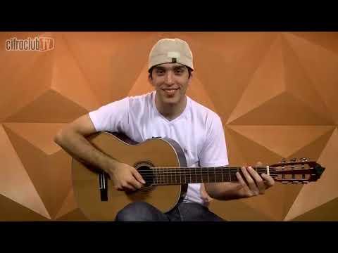 Balada (Tchê Tchê Rere) - Gusttavo Lima (aula de violão completa)