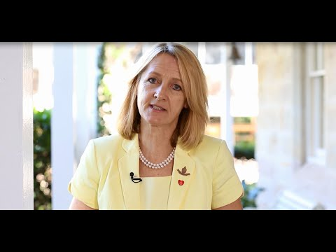 Dr Julie Townsend discusses her presentation in New York, self control and success.