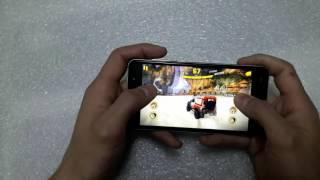 """Смартфон 5"""" Texet TM-5005 графит"""