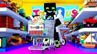 """BEI """"TOYS R US"""" EINKAUFEN!? - Minecraft [Deutsch/HD]"""