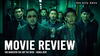 REVIEW: The Gangster The Cop The Devil | Korea | 2019 (HD) (a)