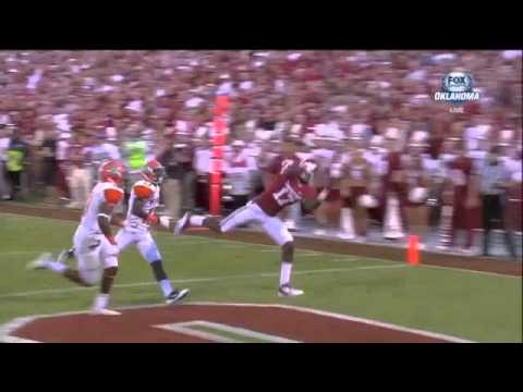 2013 Oklahoma Sooners Pump Up