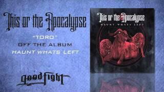Watch This Or The Apocalypse Toro video