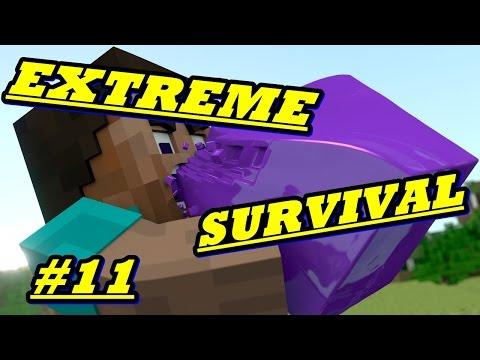 Minecraft PE - EXTREME SURVIVAL - EP.11 [ Най-после ]