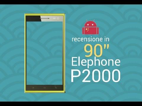 Elephone p2000 download
