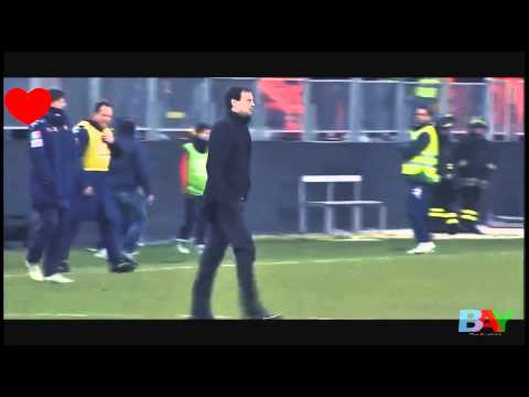 Massimiliano Allegri The Wise Man _Milan 2010-2013_ [HD]