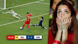 Top 10 - Epic Last Minute Goals In World Cup History |HD