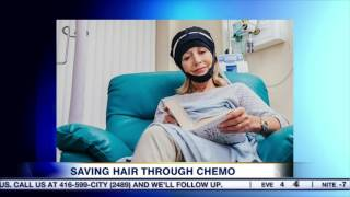 Video: New technology can help chemotherapy patients avoid hair loss