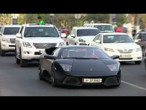 Qatar Supercar Traffic (Part 1)