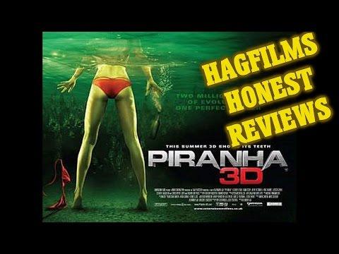 PIRANHA 3D (2010) - Stephen Hawkins Honest Reviews - Hagfilms