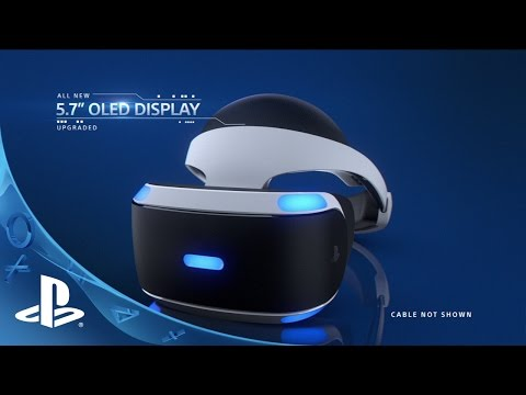 Introducing the new Project Morpheus prototype