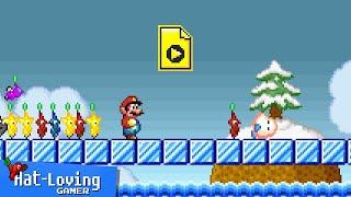 Pikmin... in Super Mario Bros 2! (Day 4)