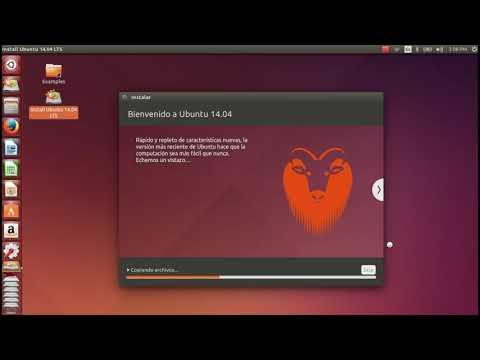Instalacion Ubuntu 14.04 LTS
