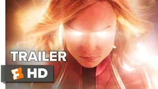 Captain Marvel Trailer #1 (2019) | Movieclips Trailers