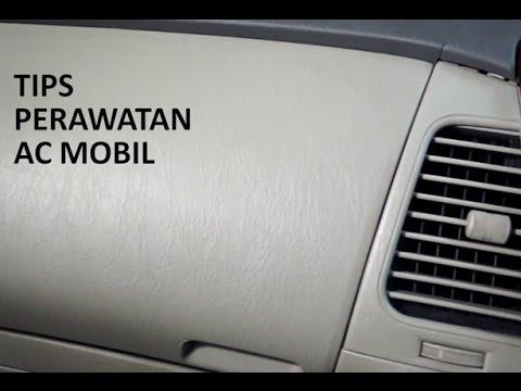 Video Perawatan AC Mobil, Bikin Udara Bersih Kabin Segar