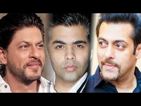 Karan Johar's Take On Shah Rukh Khan, Salman Khan